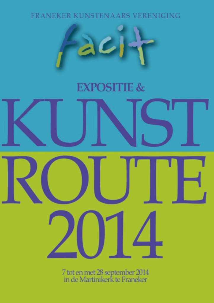 Kunstroute 2014